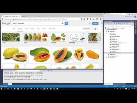 File Upload Selenium using C#  NET