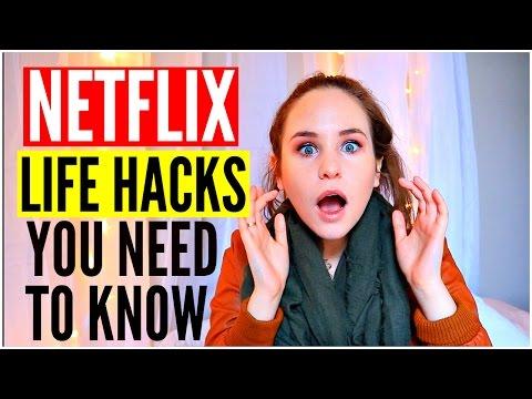 NETFLIX LIFE HACKS