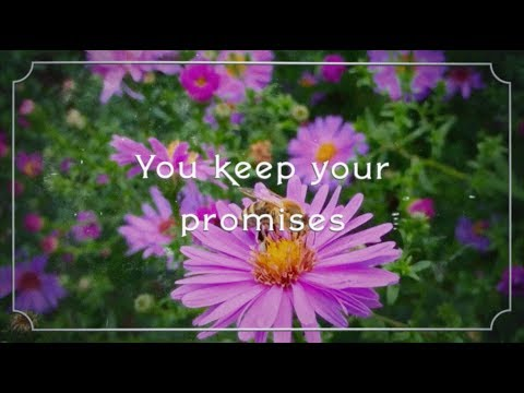 JJ Heller - You Keep Your Promises (Official Lyric Video)