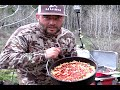 DUTCH OVEN ELK ENCHILADAS