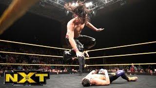 Shinsuke Nakamura vs. TJ Perkins: WWE NXT, March 8, 2017