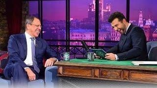 Сергей Лавров/Sergey Lavrov, MozART Group. Вечерний Ургант -  59 выпуск, 24.10.2012