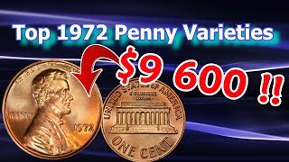 Lincoln Penny Varieties You Should Know Ep 44 - 1942, 1970