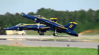 BlueAngels MCAS Beaufort Air Show 2011