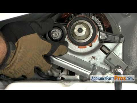 Dryer Idler Pulley (part #8547174V) - How To Replace