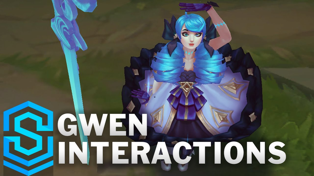 Gwen Special Interactions
