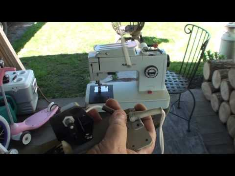 Sewing Machine Jammed or Running Slow? Fix it yourself.