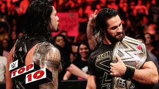 Top 10 Raw Moments: WWE Top 10, October 26, 2015