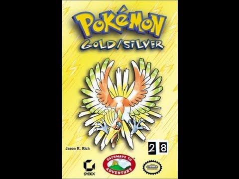 Pokemon Gold Version Walkthrough w/ Sagura091 Part 28 |Off to the radio tower|