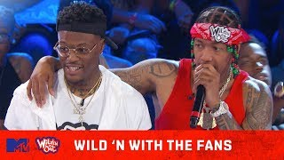 Wild 'N Out Fans Get Called Out to Perform for Nick Cannon 🙌 | Wild