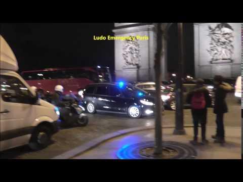 Police En Urgence Paris ( Groupe D'intervention )