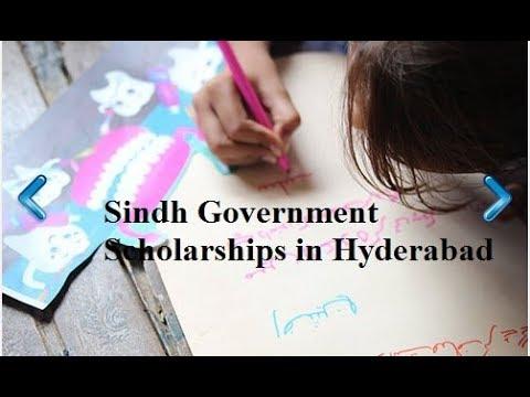 How to Get Scholarships in Hyderabad Pakistan