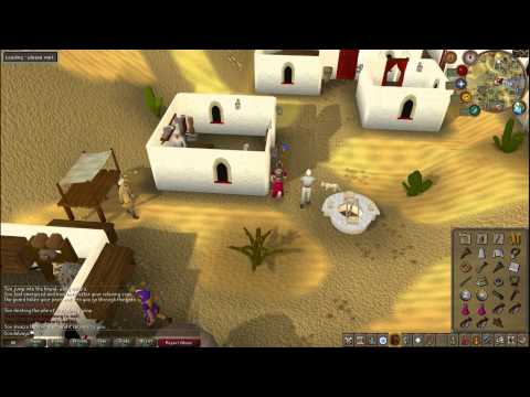 Runescape Do No Evil part 3 of 8 Choc-Ice Run
