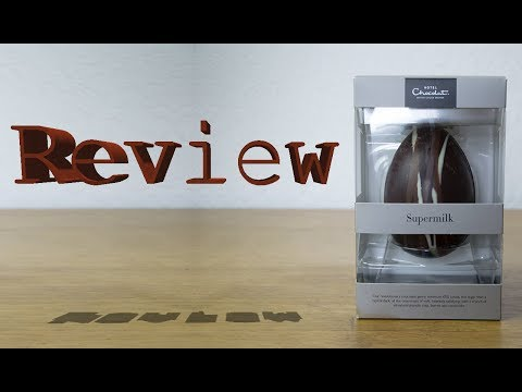 Review: Hotel Chocolat Supermilk Chocolate Easter Egg