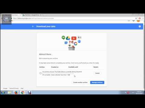 How to save your YouTube Video in Google Drive