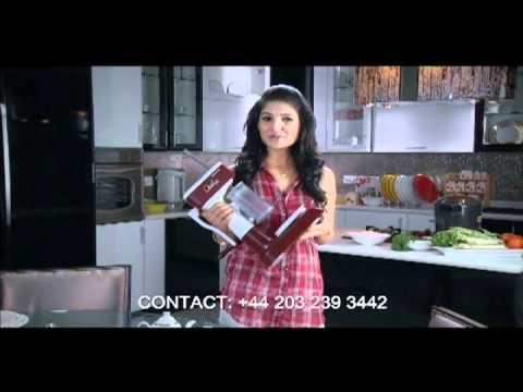 Oritha Idiyappam Maker - Saroj Ads.avi