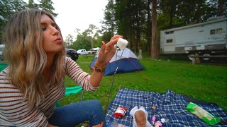FIRST FAMILY CAMPING TRIP!!!!!