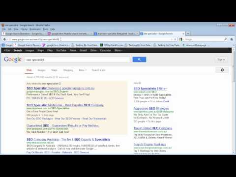 How To Use Google Advanced Search Operators?