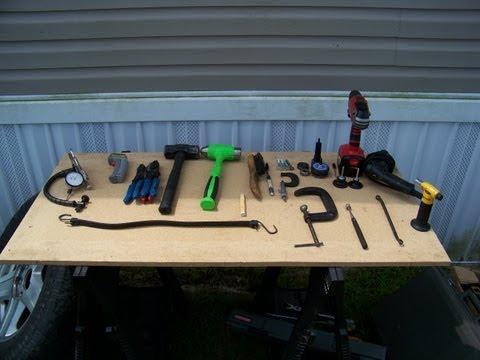Automotive tools - Brake diagnosis and repair tools