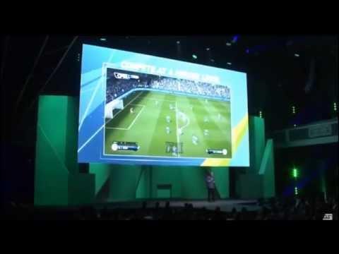 FIFA 16 E3 Press Conference (Full Version)