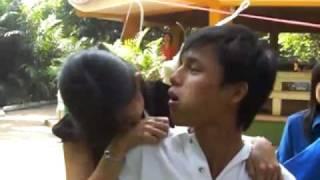 Sapuwa - Thi ăn củ sắn