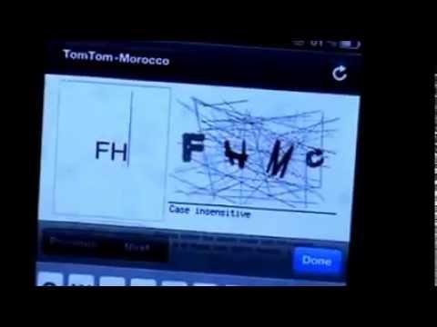 comment installer TomTom GPs gratuitement sur Iphone ipad -ipod touch