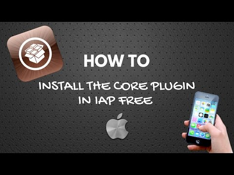 How to Install the Core Plugin in IAP Free