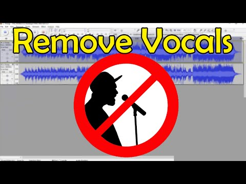 How to Remove Vocals From a Song (and why it DOESN'T really work)