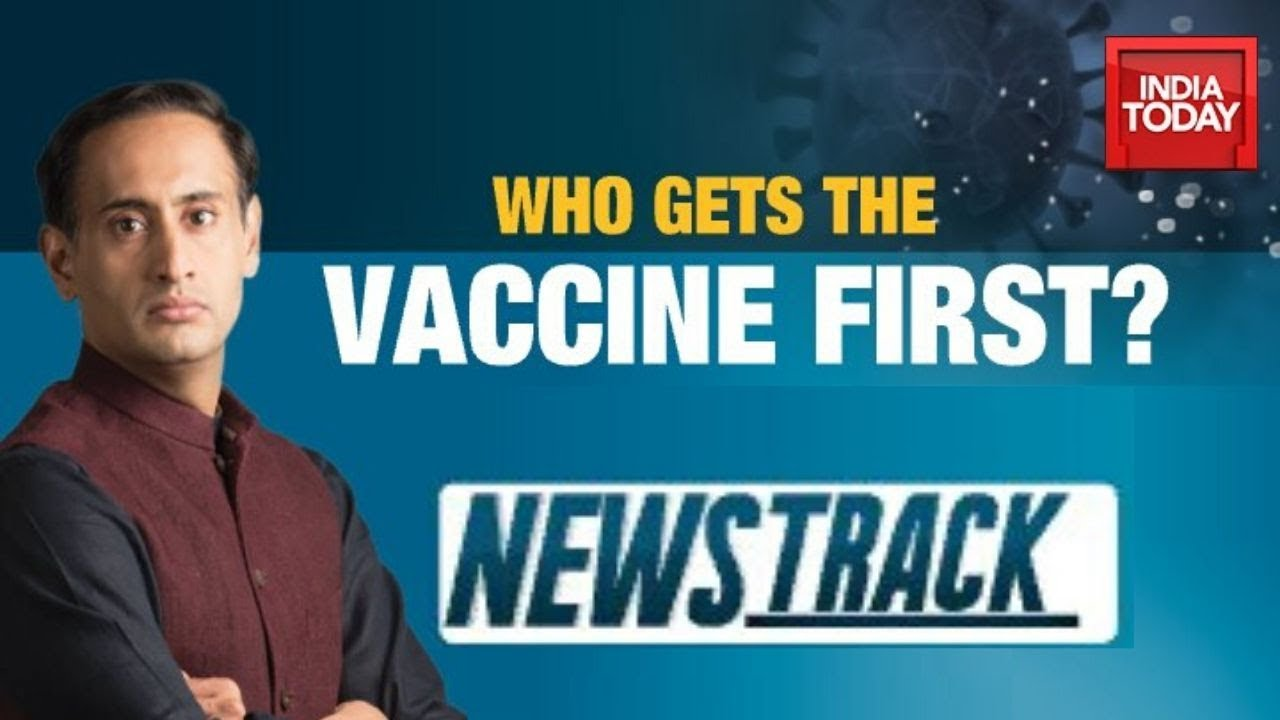 COVID-19: Who Will Get The Vaccine First? | Newstrack With Rahul Kanwal