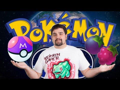 ¡MASTER BALL, NUEVAS BAYAS (Bluk y Wepear), Ataque X y Defensa X en código de Pokémon GO! [Keibron+