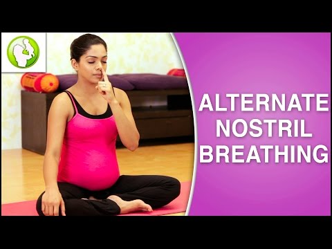 Exercise For Blocked Nose In Pregnancy