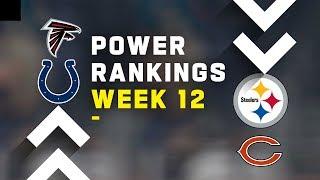 Week 12 Power Rankings!