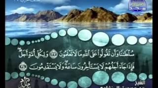 #x202b;8 - ( الجزء الثامن ) القران الكريم بصوت الشيخ المنشاوى#x202c;lrm;