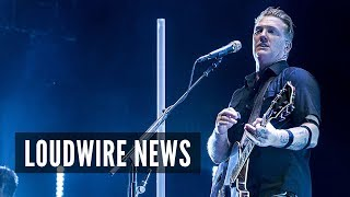 Josh Homme Kicks Photographer in the Face at Queens of the Stone Age Show