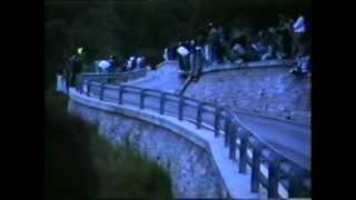 Rally Valli Ossolane 1996 spettacolare ps Fomarco