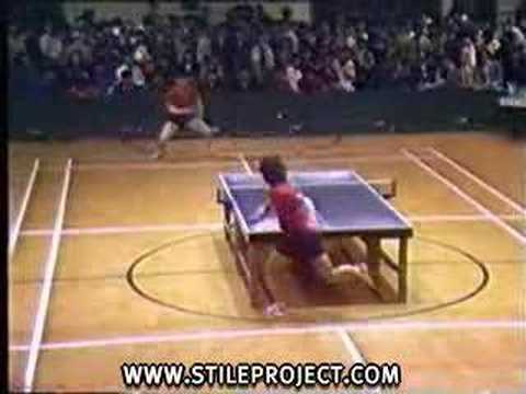 Best Ping Pong Match Ever