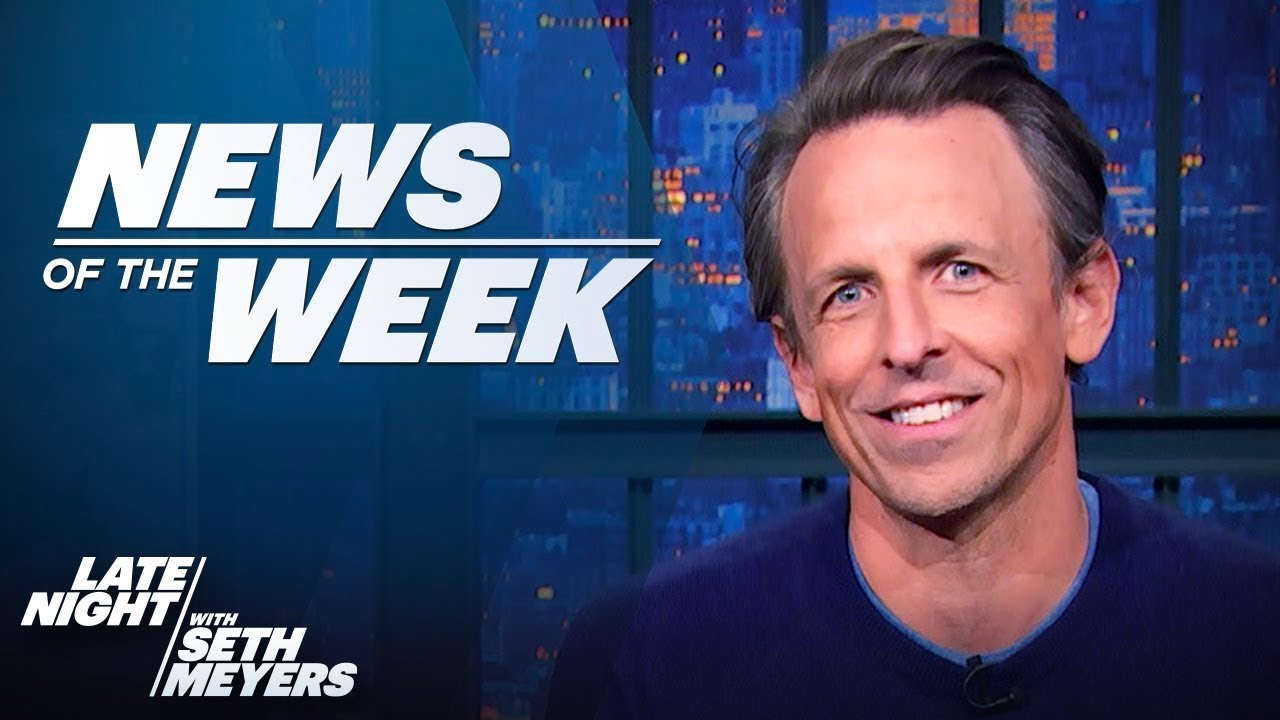 Caitlyn Jenner to Run for Governor, New Mask Guidelines: Late Night's NewsoftheWeek