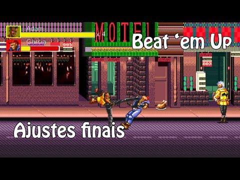 Tutorial Unity | Beat 'em Up: Ajustes Finais