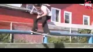 Stupid People Fail ep 1 (Skateboarding)