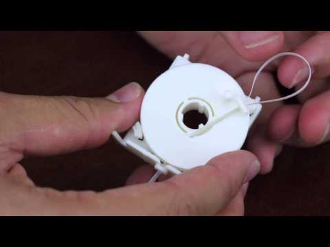 How to Replace Lift Tape In a EasyRise Cellular Shade