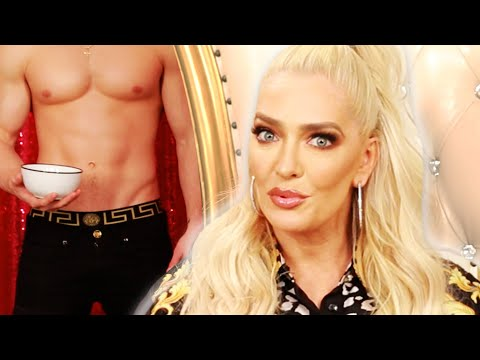Erika Jayne From Real Housewives Of Beverly Hills Reads Fan Tweets