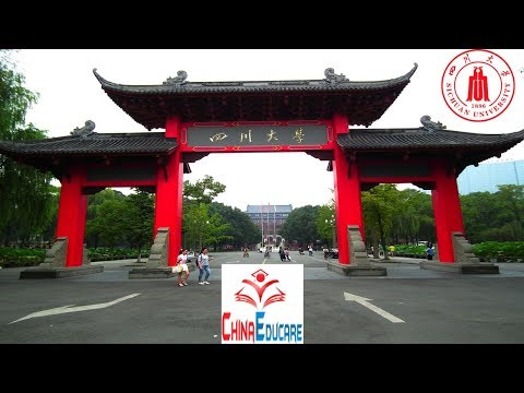 Sichuan University | Study In China From Bangladesh 2018