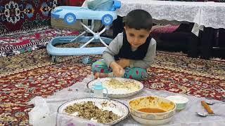 #x202b;تعليم اكل الرز#x202c;lrm;