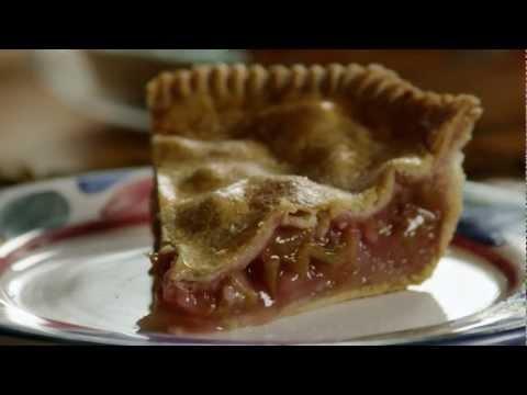 How to Make Fresh Rhubarb Pie   Allrecipes.com