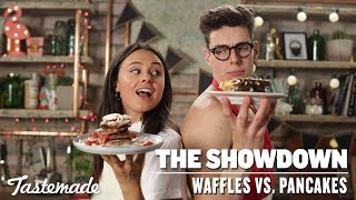 Waffles vs. Pancakes I The Showdown