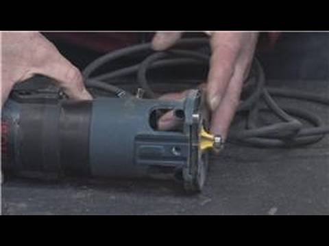 Home Repair Tips : What Is a Router Tool?