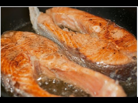 How to Cook Salmon -  Easy Salmon Recipe At Home