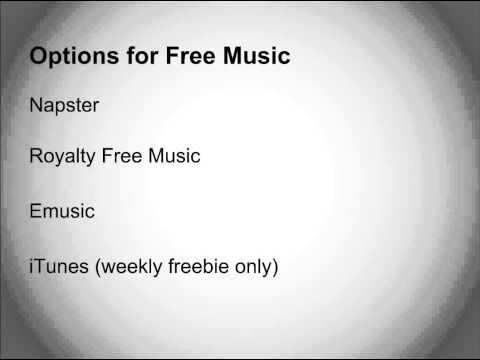 What is the Best Site to Find Free Music on the Internet? Tips for Downloading Music Free!