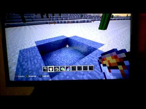 Minecraft Ender portal ps3