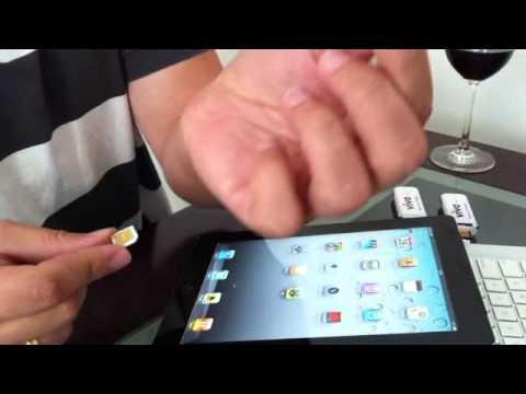iPad 2 Desbloqueado com 3G da VIVO